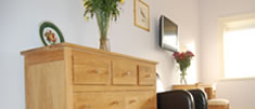 Stylish hotel accommodation in Anglesey, North Wales - click for tarriffs and more information